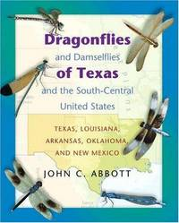Book-Dragonflies And Damselflies Of Texas